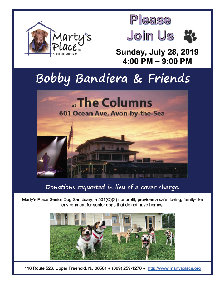 Marty's Fundraiser at The Columns in Avon - Marty's Place